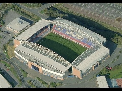 Sky Bet League 1 Stadiums 2015/2016