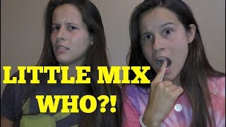 HARMONIZERS REACT TO LITTLE MIX (PART 1)