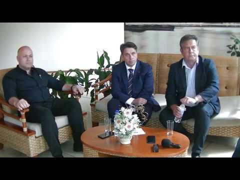 Пресс-конференция Николая Платошкина в Комсомольске-на-Амуре, 12 июля 2019 г.