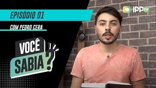 Você Sabia? | Episódio 01 | IPPTV