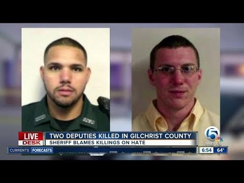 2 Florida Cops Ambushed and Killed While Eating