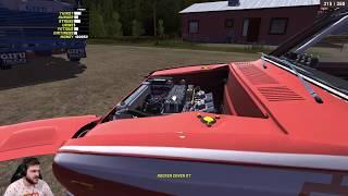 Odbieram Satsumę od mechanika i wymieniam opony  - My Summer Car / 01.08.2019 (#2)