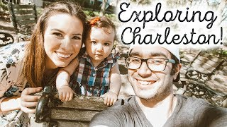 DAY IN THE LIFE | EXPLORING CHARLESTON OUR NEW CITY | Hayley Paige