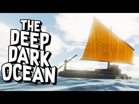 EXPLORING THE DEEP DARK OCEAN! - Bermuda: Lost Survival