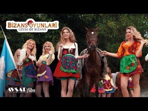 Bizans Oyunları - Rus Kadınlarının Mayalara Sürprizi