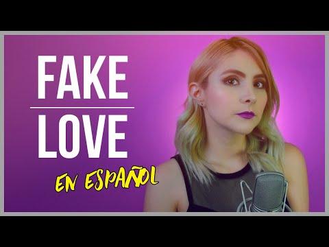 BTS - FAKE LOVE (COVER ESPAÑOL EN ACÚSTICO) | GRET ROCHA