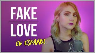 BTS - FAKE LOVE (COVER EN ESPAÑOL) | Gret Rocha