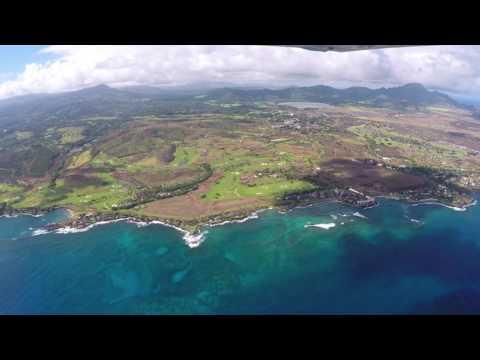 Wings Over Kauai Air Tour! July 12, 2017