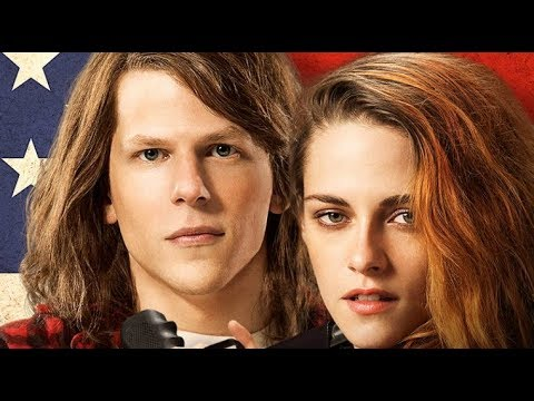 Kristen Stewart - American Ultra BRIDGE OVER TROUBLED WATER