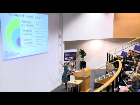 Prof  Michelle Briggs - Patients' experience of pain: Bedsores, being judged and beliefs