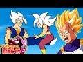 Vegeta Reacts To Vegito Vs Kefla, Dragon Ball Parody