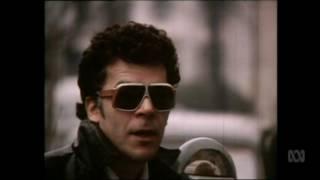 Countdown (Australia)- Molly Meldrum Interviews Ian Dury- November 8, 1981