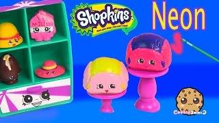 0503 Popular Custom Shopkins Season 3 Flappy Cap DIY NEON 1 Dollar Tree Paint