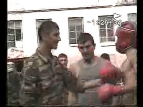 бокс в в/ч 21492 - 2005г