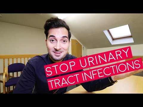 Urinary Tract Infection | How To Prevent UTI (2018)