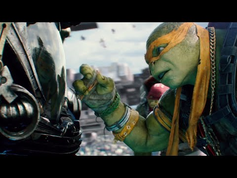 Teenage Mutant Ninja Turtles 2 - Big Game Spot