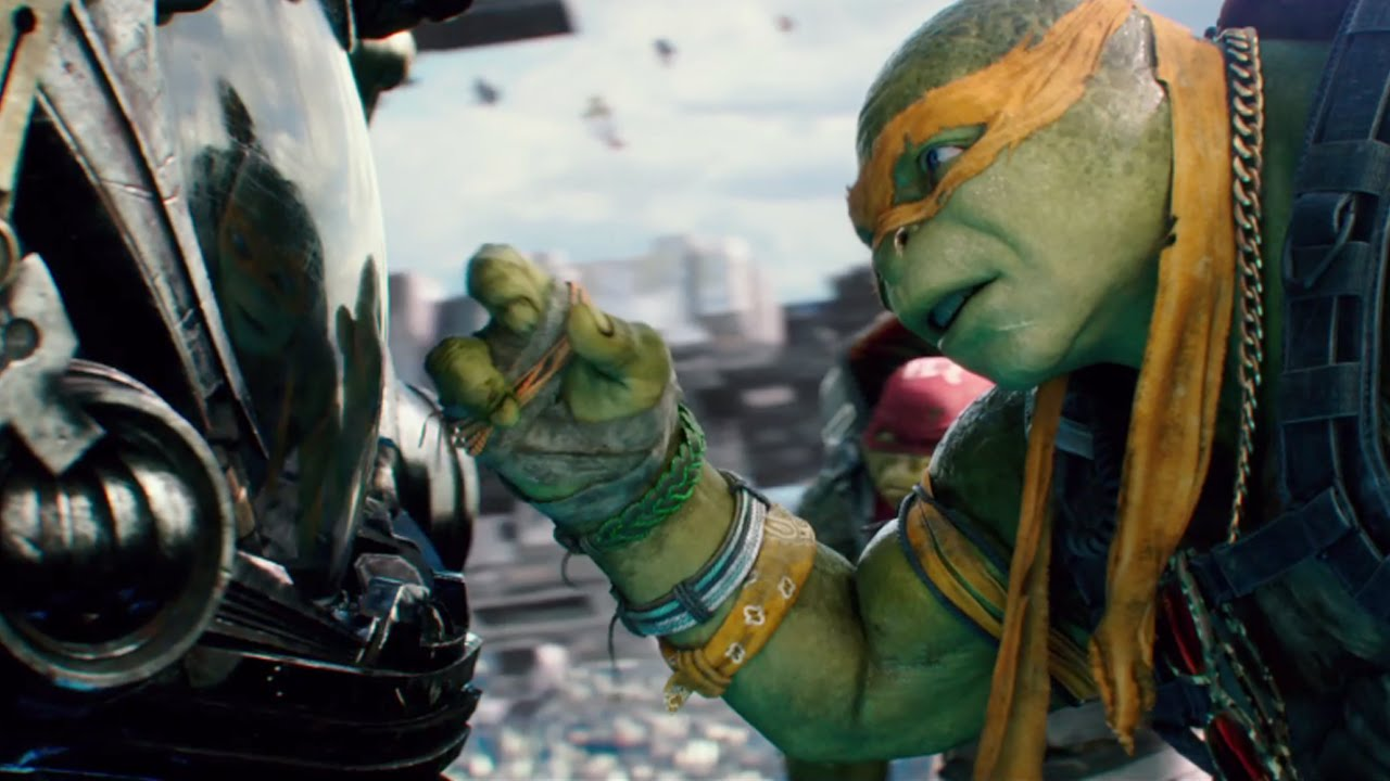 Teenage Mutant Ninja Turtles 2 - Big Game Spot