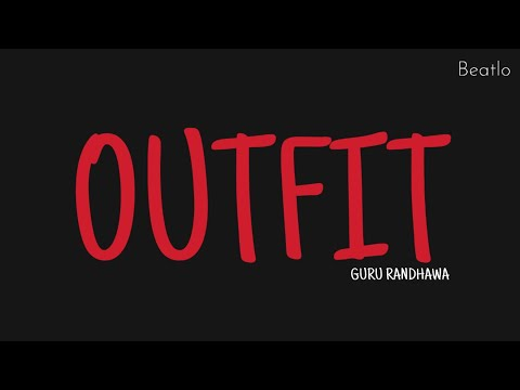 guru-randhawa:-outfit-audio-|-ujda-chaman-|-sunny-singh-|-maanvi-gagroo-|-aditya-dev-|-beatlo