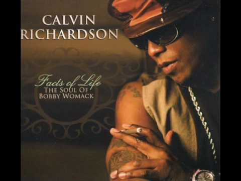 Calvin Richardson - That's The Way I Feel About