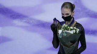 Трусова рассказала об особенностях тренировок у Плющенко