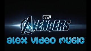 Avengers Marvel [Alex Video Music Tribute To The Avengers 2008 - 2018]