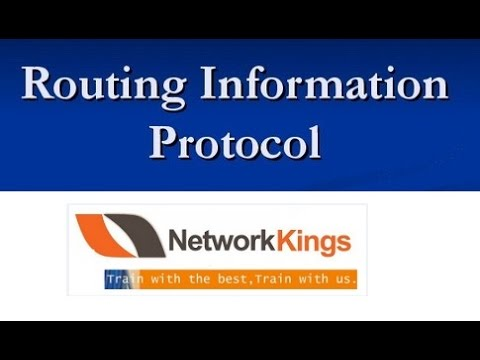RIP (Routing Information Protocol) in hindi part 1