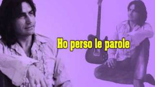 Watch Luciano Ligabue Ho Perso Le Parole video