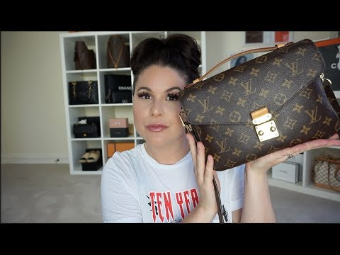 LOUIS VUITTON Pochette Metis | Review 2017