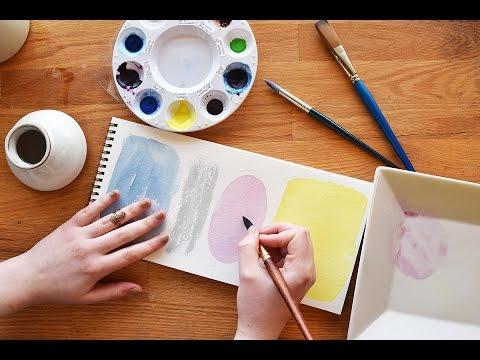 Watercolor Basics ~