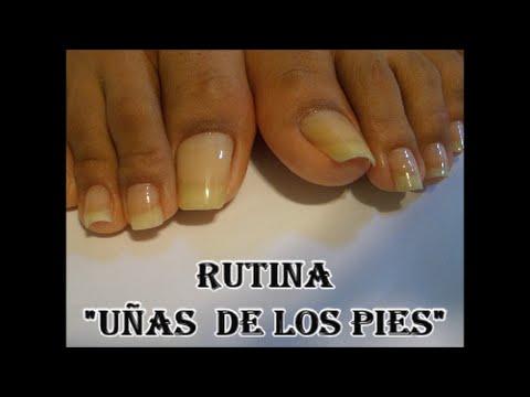 Mi Rutina Para El Cuidado De Las Uñas De Los Pies My Toe Nail Care Routine Youtube