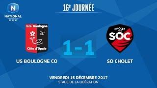 Boulogne vs Cholet full match