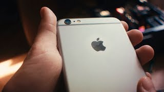 видео айфон 6 Plus