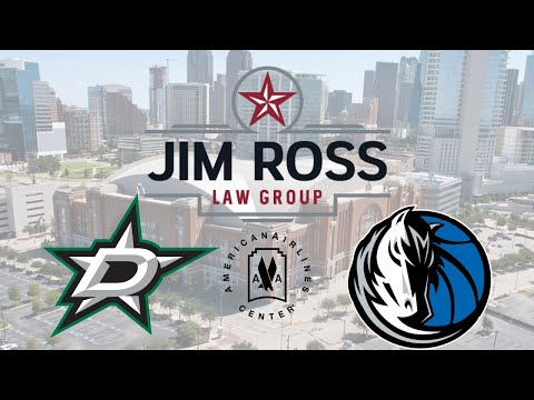 OFFICIAL Law Firm Of The MAVERICKS, STARS & AMERICAN AIRLINES CENTER!