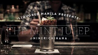 Pineapple Mint Julep - Liquored Manila Ep. 5