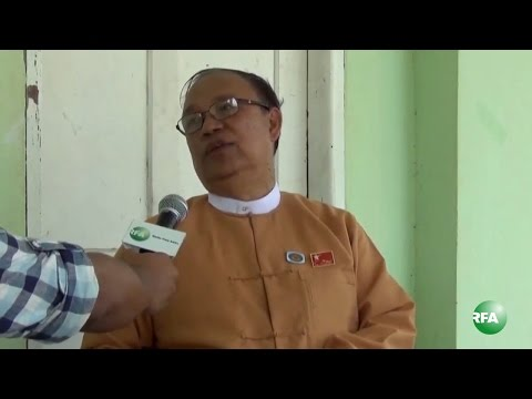 Interview Minister nominee Monywa U Thant Zin Maung
