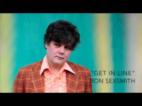 Ron Sexsmith -- Get In Line (Lyric Video)