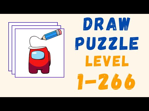 Draw Puzzle Game Answers | All Levels | Level 1-266 | |
