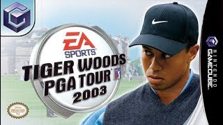 Longplay of Tiger Woods PGA Tour 2003