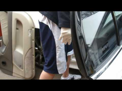 Lexus Gs400 300 Diy Door Lock Actuator Pt 1 Youtube