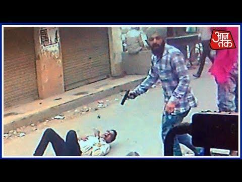 5 Ka Punch:  Shooting In Amritsar Market Caught On Camera