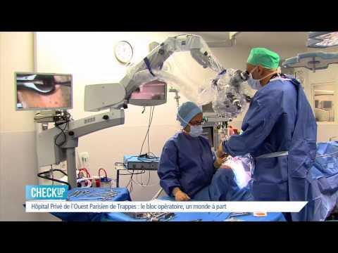 Check Up - Le bloc opératoire, un monde à part