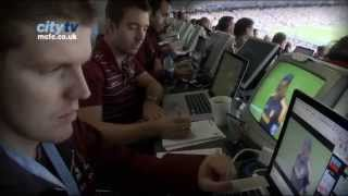 Performance Analysis at Manchester City F C