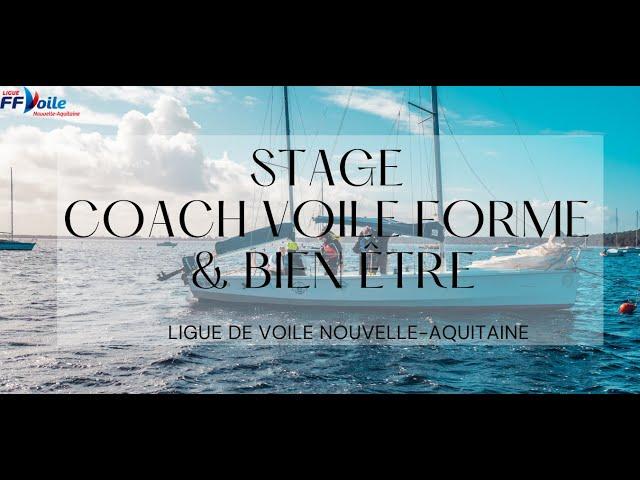 Stage coach voile forme et bien etre 2021