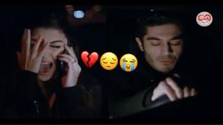 حادث مراد وحياة  بسبب غيرة مراد خطيرر من مسلسل الحب لايفهم الكلام😱