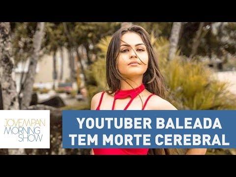 YouTuber De 14 Anos Baleada No Litoral Do Paraná Tem Morte Cerebral Confirmada