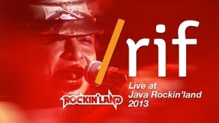 /RIF Live at Java Rockin