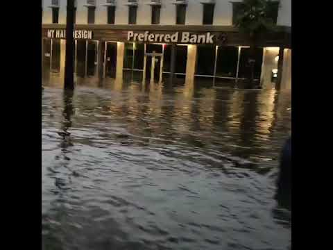 Kenny Vaughan, SoS Founder/CEO, Rescuing People Hurricane Harvey