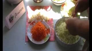 Томатный Суп видео рецепт UcookVideo.ru