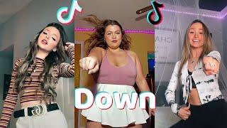 Down TikTok Dance Challenge Compilation