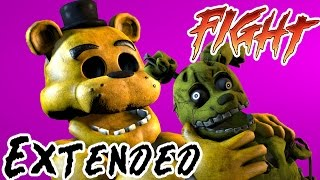 FNAF Kombat 2 - Springtrap Vs. Gold Freddy - Extended Version [SFM]